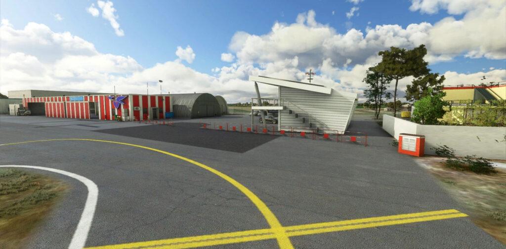 Scenario 3D per Microsoft Flight Simulator 2020